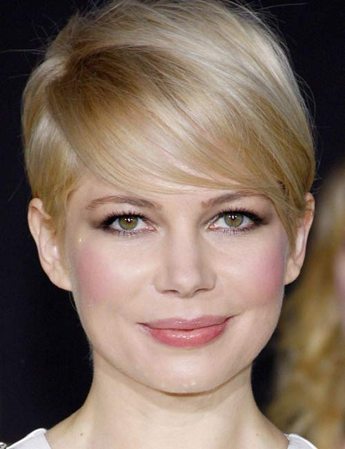 5. The Blonde Pixie