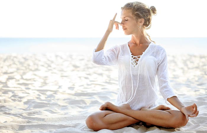 Anulom Vilom - Yoga for Kidney Stones