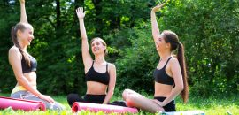 7 Amazing Yoga Asanas For Teens