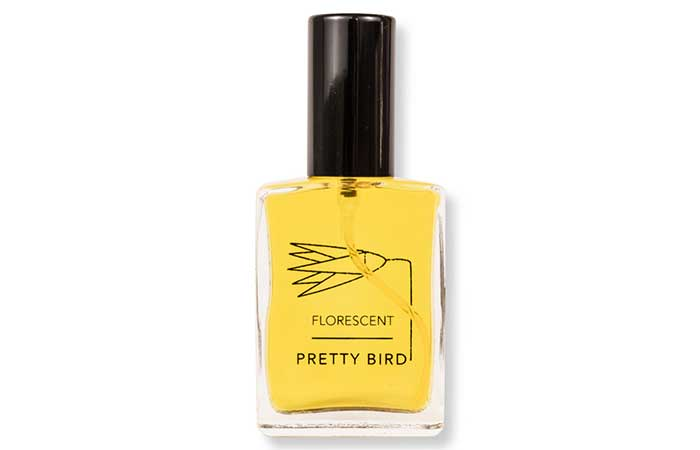 Natural Perfumes For Women - Florescent Pretty Bird
