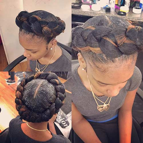 7. The Braided Halo