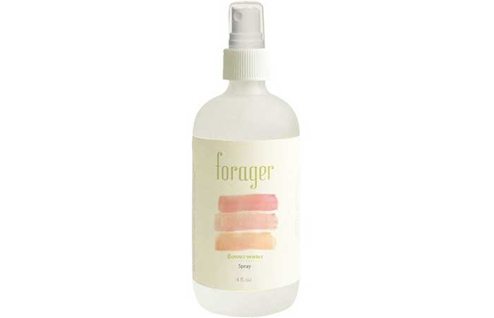 Irresistable Natural Perfumes - 9. Forager Botanical Flower Water Spray