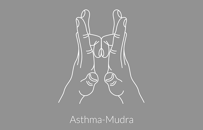 Asthma-Mudra