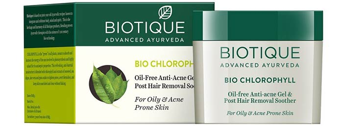 Biotique Bio Chlorophyll Oil-Free Anti-Acne Gel