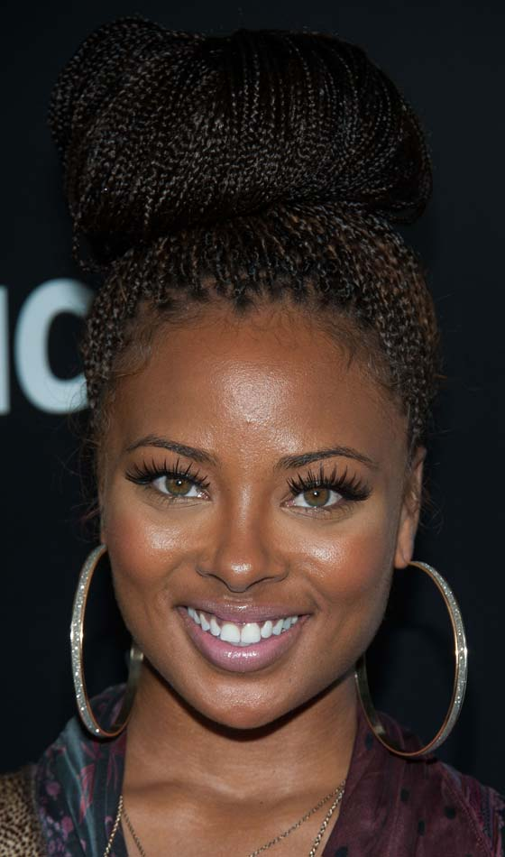 Terrific 10 Stunning Braided Updo Hairstyles For Black Women Hairstyles For Women Draintrainus