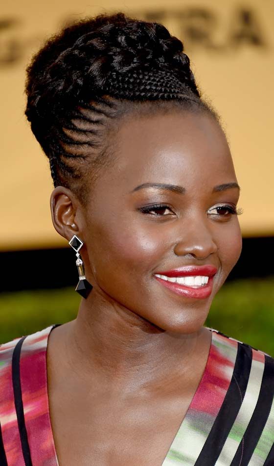 Pleasant 10 Stunning Braided Updo Hairstyles For Black Women Hairstyles For Women Draintrainus