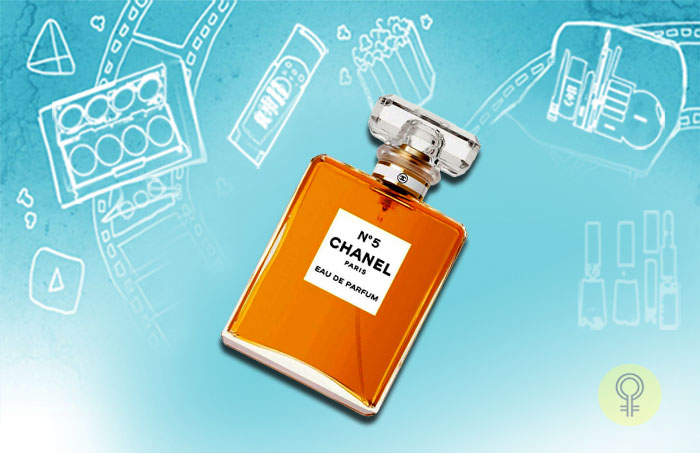 Best Citrus Perfumes - 1. Chanel No. 5 Eau Toilette