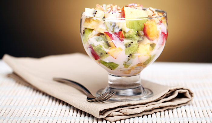 Chopped Fruit Salad