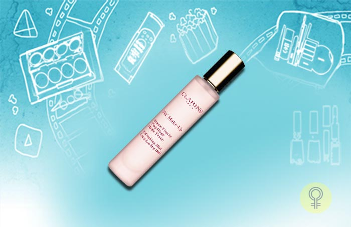 Clarins Make Up Fix