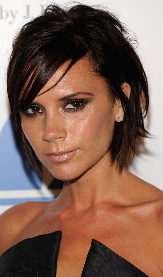 10 Sexy Victoria Beckhams Bob Hairstyles