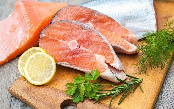 Leptin Rich Foods - Fatty Fish