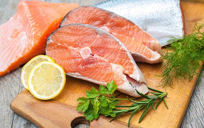 Leptin Rich Foods - Fatty Fish