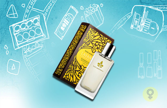 Best Citrus Perfumes - 4. Fresh Vanilla Lemon