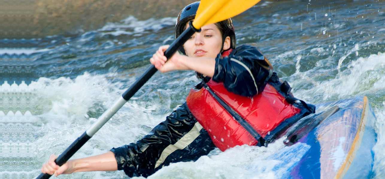 Kayaking-A-Good-Exercise