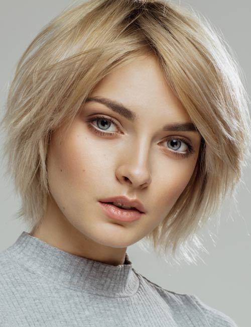 30 Stunning Short Blonde Hairstyles