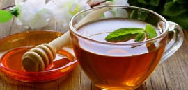 Lemon-Balm-Tea