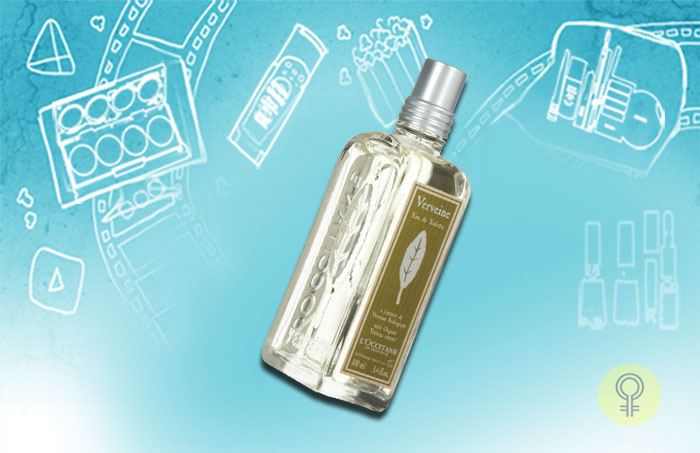 Lemon Verbena Perfume Eu De Toilette Spray 1.7