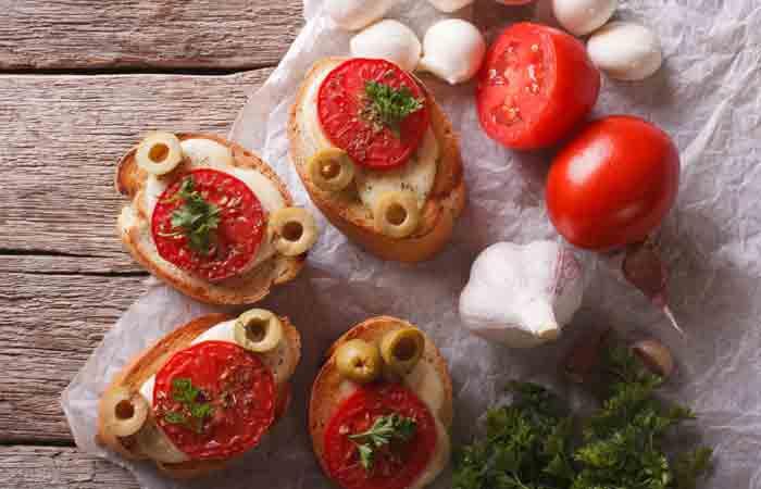 Mediterranean-Sandwich