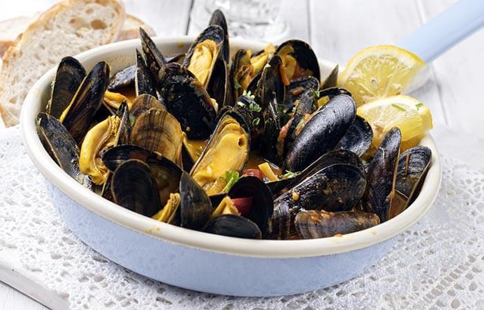 Mussels-Stir-Fry