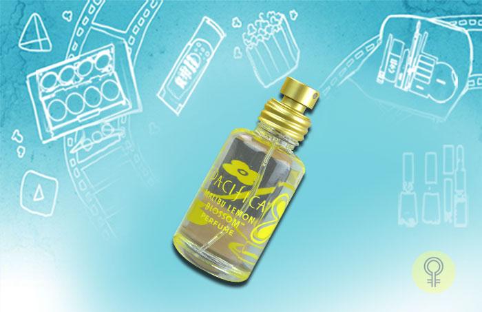 Best Citrus Perfumes - 6. Pacifica Malibu Lemon Blossom Perfume