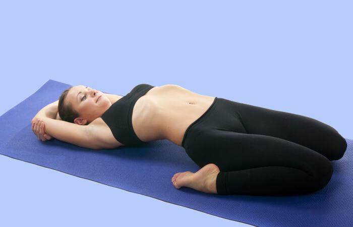 5 Effective Yoga Asanas To Treat Endometriosis
