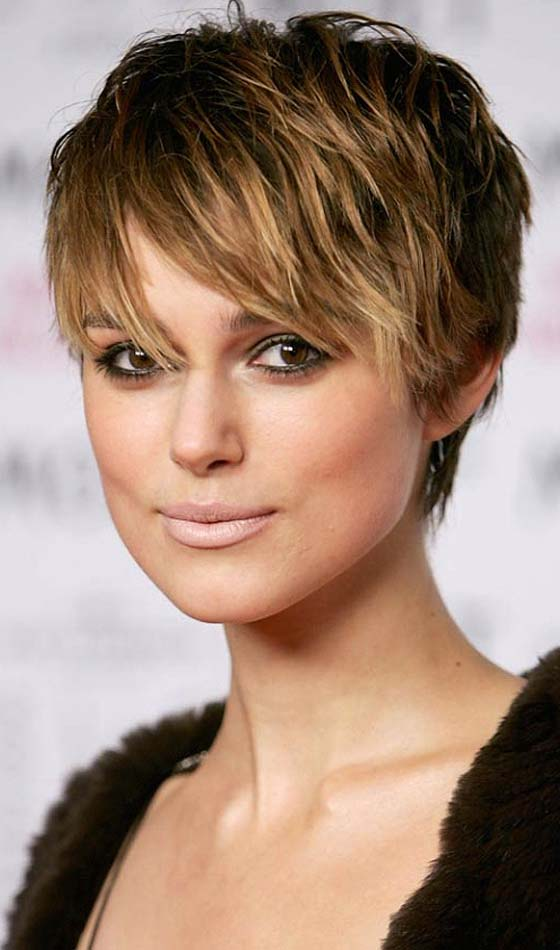 Choppy Short Hair With Bangs Hair Color Ideas And Styles For 2018
