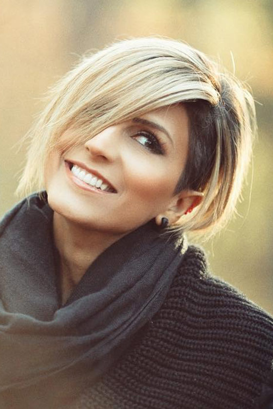 Miraculous 20 Most Flattering Asymmetrical Bob Hairstyles Hairstyle Inspiration Daily Dogsangcom