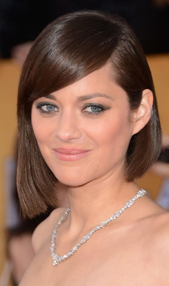 Side-Swept Asymmetrical Bob