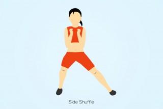 Side-shuffle
