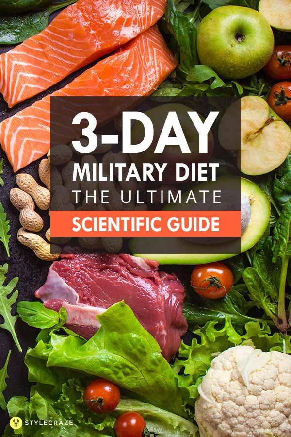 Vegetarian Military Diet Indian