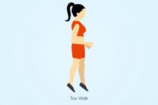 Toe-Walk