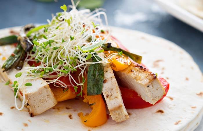 Tofu-Tacos