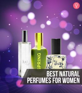 Top 15 Natural And Organic Perfumes For Women