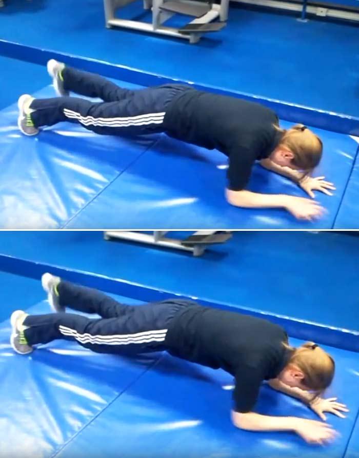 Travelling Plank