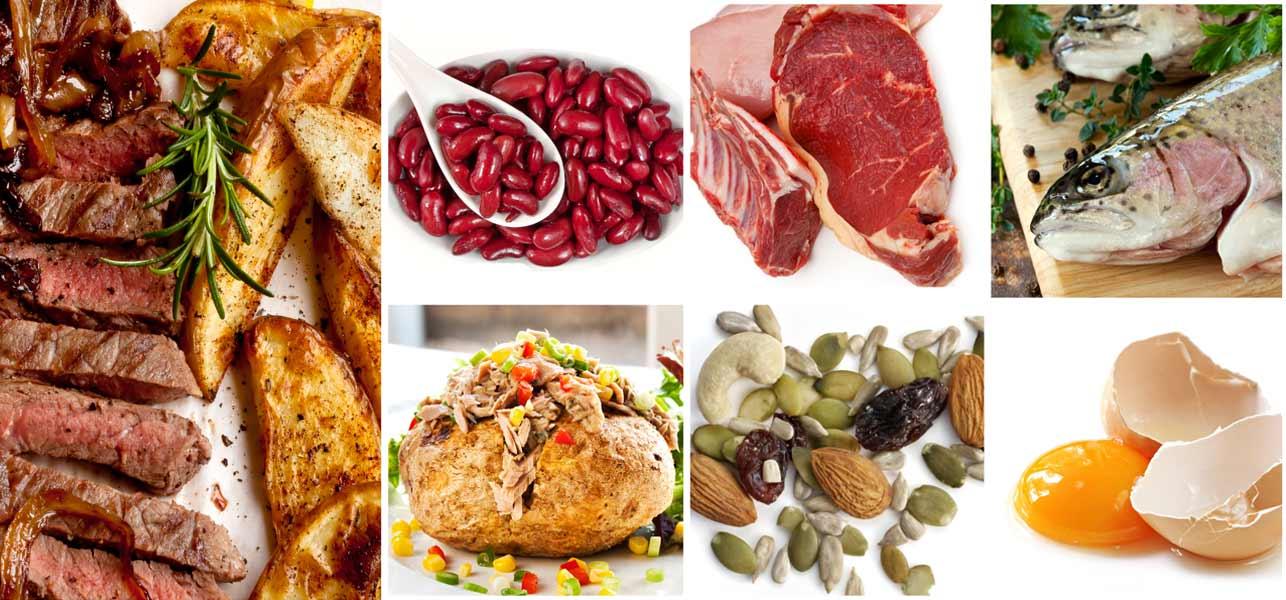 Tyrosine-Rich-Foods