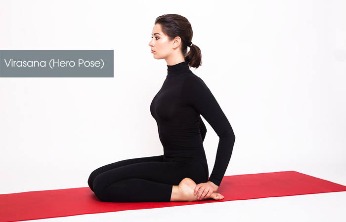 Virasana-(Hero-Pose)