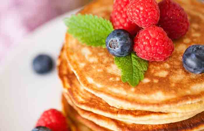 Wheat-Free-Pancakes