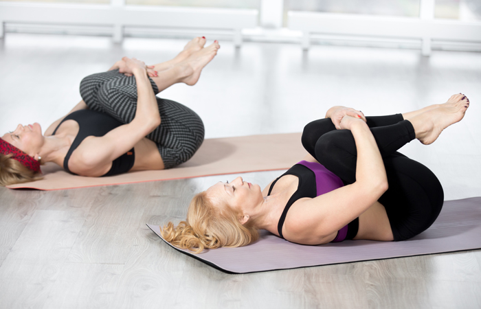 7 Basic Yoga Asanas That Will Help You Beat Constipation