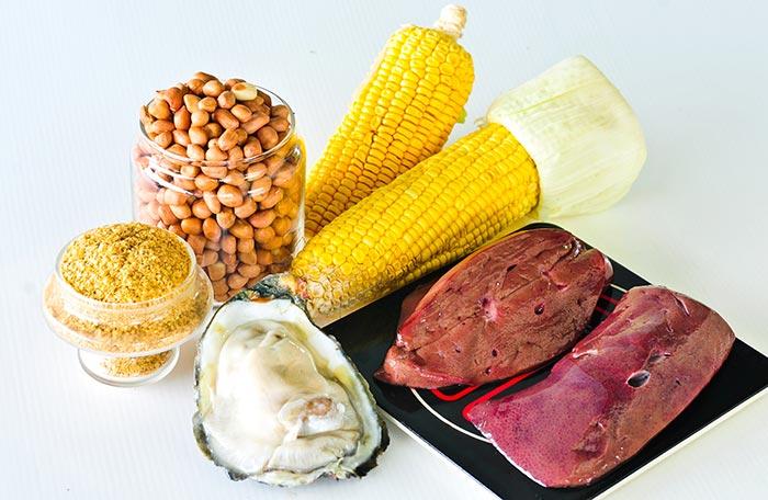 Leptin Rich Foods - Zinc