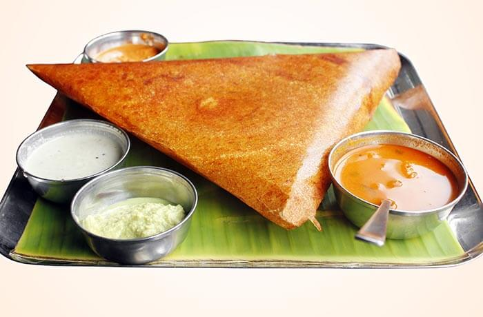 Healthy Brown Rice Recipes - Brown Rice Dosa