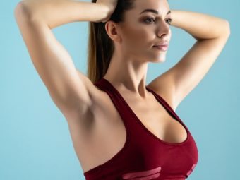 Sagging Breasts? Do These 17 Exercises To Lift & Improve Their Shape