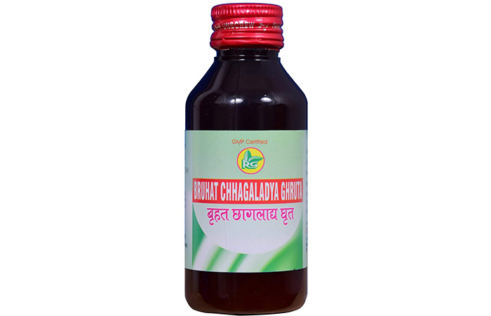 Bruhat Chhagaladya Ghruta - Anti-Aging Ayurvedic Medicines