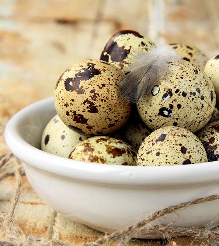 10 Amazing Health Benefits Of Quail Egg