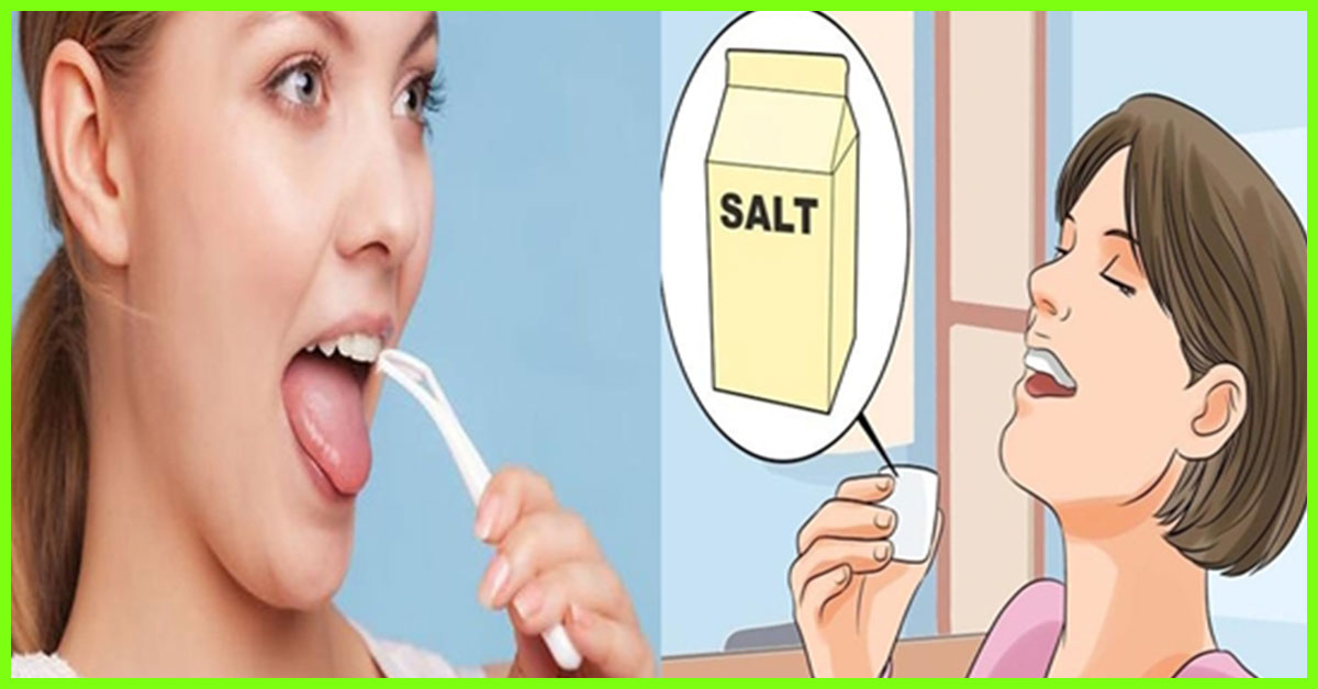 How To Get Rid Of A White Tongue