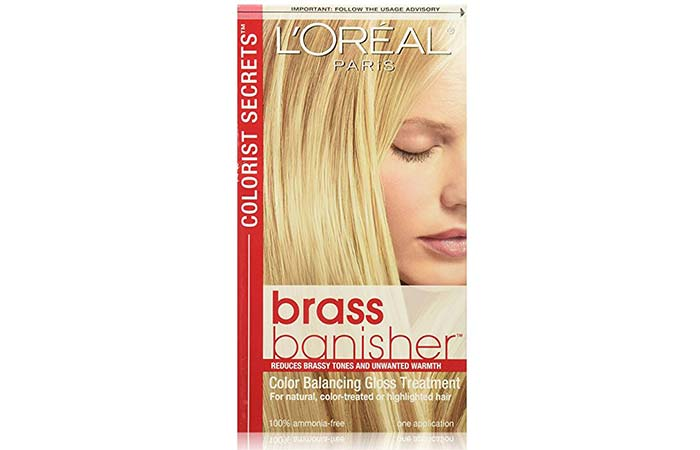10. Colorist Secrets Brass Banisher
