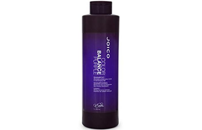 10. Joico Color Balance Purple Shampoo