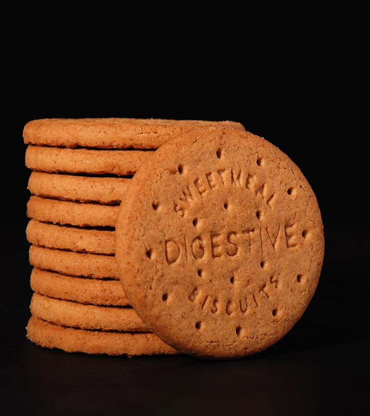 Are Digestive Biscuits Good For Health?