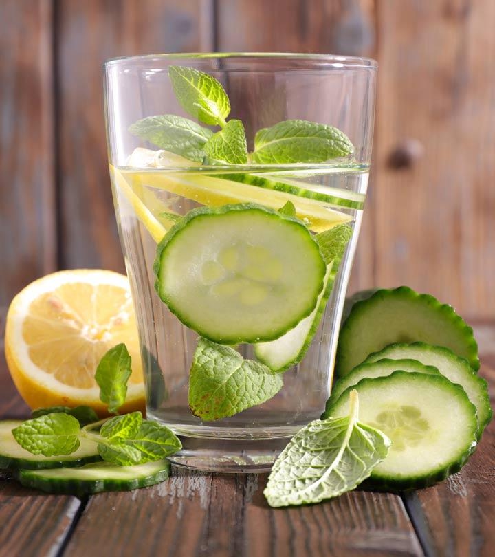 Image result for detox water