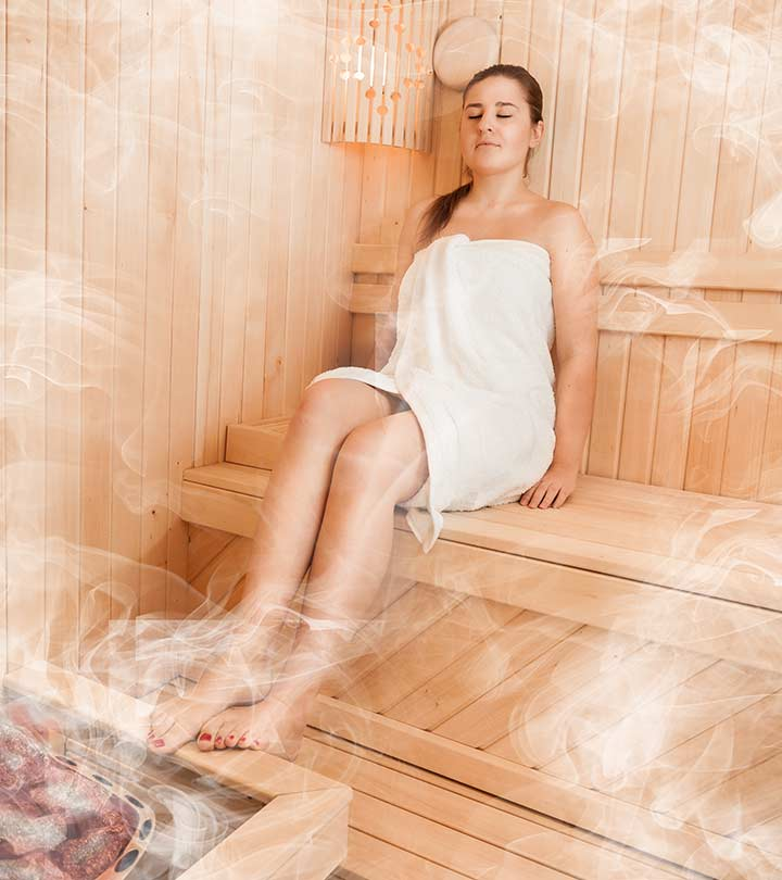 How Just A FEW Minutes Of Steam Bath Can Help You Lose Weight