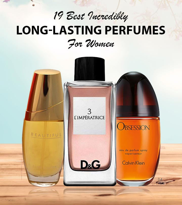 19 Best Incredibly Long-lasting Perfumes For Women – 2020
